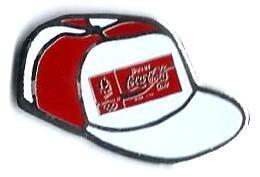 C28 - JO ALBERTVILLE 92 - CASQUETTE COCA - Verso : LTO/c COJO 1988 - Coca-Cola