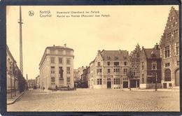 COURTRAI - KORTRIJK - Havermarkt (Standbeeld Jan Palfyn) - Kortrijk