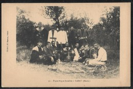 Israelite Rabat Maroc - Jewish Judaica Postcard - Juif Judaisme Jude Judaika - Judaisme