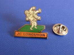 Pin's Judo - Club Longuyon (PB4) - Judo
