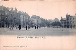 Bruxelles - St-Gilles - Place De Parme - Edit. Hoffmann N° 5163 - St-Gilles - St-Gillis