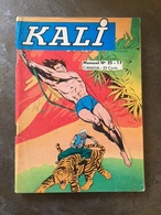 KALI N°   25 - JUILLET 1968 - EDITIONS JEUNESSE ET VACANCES - BON ETAT - Kleine Formaat
