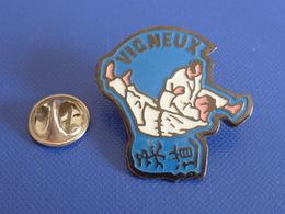 Pin's Judo - Club Vigneux (PB9) - Judo
