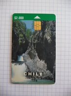 Télécarte De Collection Du CHILI - Chile