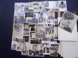 WW2 - Postwar Photo Collection, Polish Forces. Album & Loose, Inc Some Polish Forces Scotland, POW's, Personal. - 1939-45