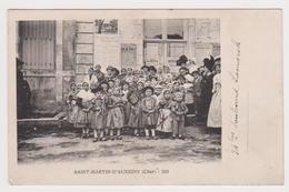 Saint Martin D'Auxigny - Autres Communes