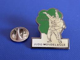 Pin's Judo - Club Mondelange - FLD Uckange (PB12) - Judo