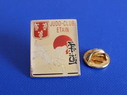 Pin's Judo - Club Etain (PB15) - Judo
