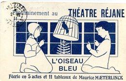 THEATRE REJANE(LOISEAU BLEU) - Théâtre