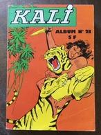 KALI ALBUM RELIE N° 23 (N° 89-90-91-92)  JEUNESSE ET VACANCES - 1974 - TRES BON ETAT - Kleine Formaat