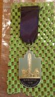 Medaille / Medal - 10 E Medaille Politie Sport Ver. Renkum Airborne Wandeltocht  (12 ) - Pays-Bas