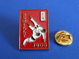 Pin's Judo - Club Remilly Moselle (PB16) - Judo