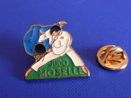 Pin's Judo - Club Moselle (PB17) - Judo
