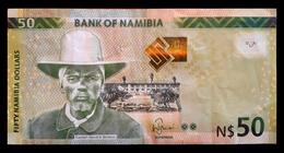 # # # Banknote Namibia 50 Dollars 2016 # # # - Namibie