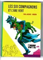 """Bibliothèque Verte - Paul-Jacques Bonzon - """"Les Six Compagnons Et L'âne Vert """" - 1980 - Bibliotheque Verte"""
