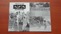 Bardolino - Triathlon ( Nuoto Ciclismo Podismo ) Manifestazione Internazionale - Verona