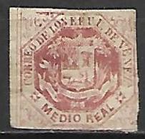 VENEZUELA   -  1865.  Y&T N° 16 (*) - Venezuela