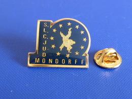 Pin's Judo - Club SLC Mondorff (PT70) - Judo