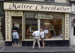 - 77 - Moret Sur Loing (77) - Carte Postale Moderne - Jamais Diffusée - Métier - Chocolatier - Moret Sur Loing