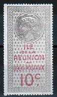 REUNION 1923 - TIMBRES POUR COLIS POSTAUX - RU16 - Ungebraucht