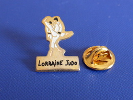 Pin's Judo - Club Lorraine (PT63) - Judo