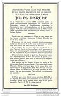 VANCE ..-- Curé Jules DARCHE . Né à VANCE En 1889 , Décédé En 1954 à LAVACHERIE . - Etalle