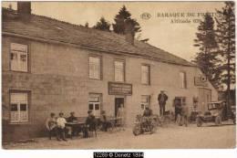 12289g CAFE - RESTAURANT Jacquet-Deumer - Baraque De Fraiture Altitude 639 M. - Vielsalm