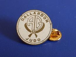 Pin's Judo - Club Gallardon (PT58) - Judo