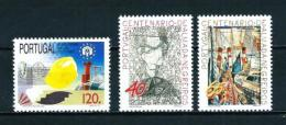 Portugal  Nº Yvert  1925-1927/8  En Nuevo - 1910-... República