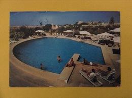 CARTOLINA FORMATO GRANDE VIAGGIATA HOTEL TA' CENC SANNAT GOZO MALTA - Malta