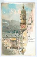 1900's, Austria, Innsbruck. Printed Art Pc, Unused. - Innsbruck