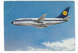 LUFTHANSA BOEING 737 CITY JET  - NV FG - 1946-....: Era Moderna
