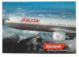 LAUDA AIR - BOEING 767- 300 ER - NV FG - 1946-....: Era Moderna