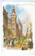 1890's, France, Paris, Conciergerie. Heinrich Kley Printed Art Pc, Unused. - Kley