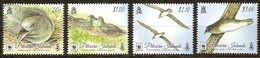 Pitcairn Islands 2016 Yvertn° 875-878  *** MNH Cote 18,50 Euro Faune WWF Oiseaux Vogels Birds - Pitcairn