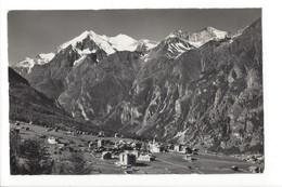 20499 - Grächen Weisshorn Brunegghorn Bleshorn Barrhörner - VS Valais