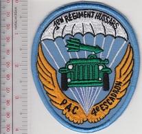 France Armee De Terre 1er Hussars Parachutiste Peleton Anti-Char Army 1st Hussars Regiment Airborne Anti-Tank Sq - Patches