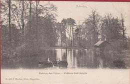 Schoten Schooten Chateau Calixberghe Kasteel Hoelen Cappellen Kapellen 433 Geanimeerd (in Goede Staat) - Schoten