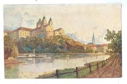 1900's, Austria, Melk. Fritz Lach Printed Art Pc, Unused. - Autres Illustrateurs