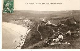 Cp 62 - ( Audinghen  ) Le Gris Nez - La Plage Vue Du Sud - France