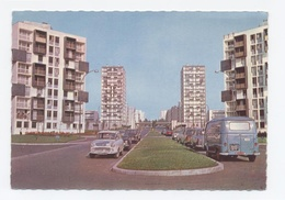 CRETEIL 94 Cité Du Mont Mesly-AUTO VOITURES RECTO/VERSO- B28 - Creteil