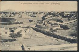 °°° 11736 - INDIA INDE - MILITARY PRISON , TRIMULGHERRY °°° - India