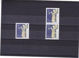 SUEDE 1980  NOËL Yvert 1115 + 1115a NEUF** MNH - Suède