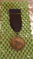 Medaille / Medal - 1  E Medaille Politie Sport Ver. Renkum Airborne Wandeltocht  (18 ) - Netherland