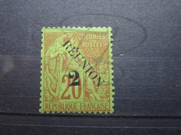 VEND BEAU TIMBRE DE LA REUNION N ° 31a , X !!! - Reunion Island (1852-1975)