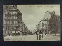 Bruxelles Etterbeek Avenue Des Celtes - Etterbeek