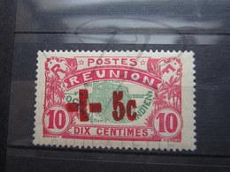 VEND BEAU TIMBRE DE LA REUNION N ° 81 , CROIX BRISEE , XX !!! - Reunion Island (1852-1975)