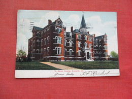St. Mary's Hospital  Evansville  Indiana > -------  Ref 3055 - Evansville
