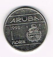 =&   ARUBA   1 FLORIN   1998 - [ 4] Colonies