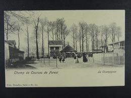 Camp De Courses De Forest Le Champignon - Vorst - Forest